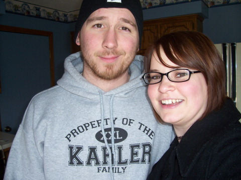 Katie Kahler and Ryan Kahler